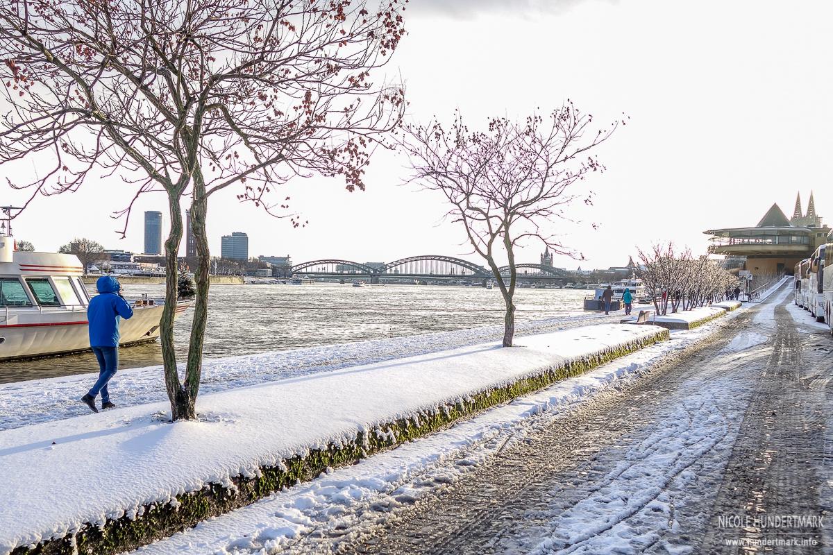 Schnee in Köln - Fotografie Nicole Hundertmark