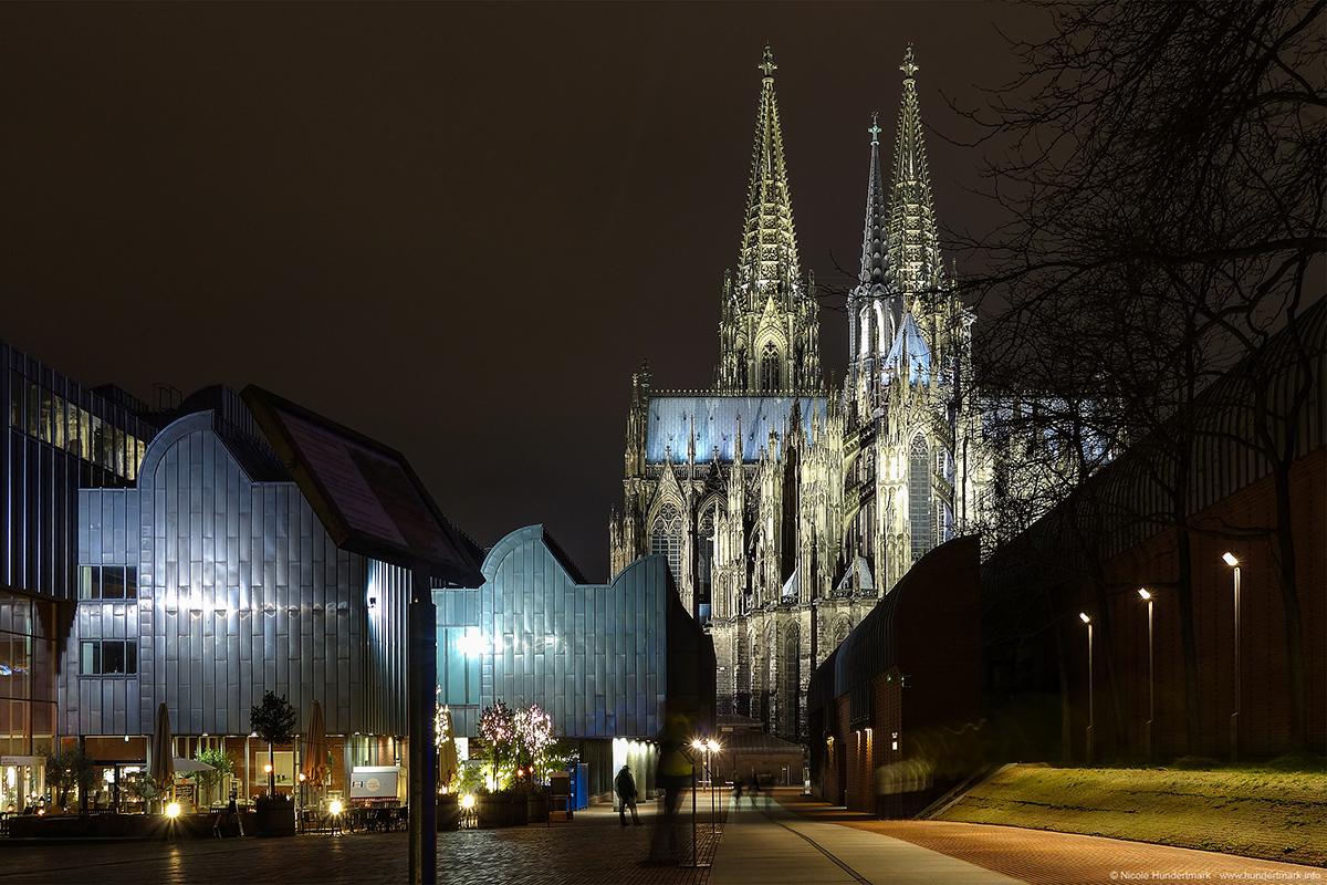 Messen Kölner Dom