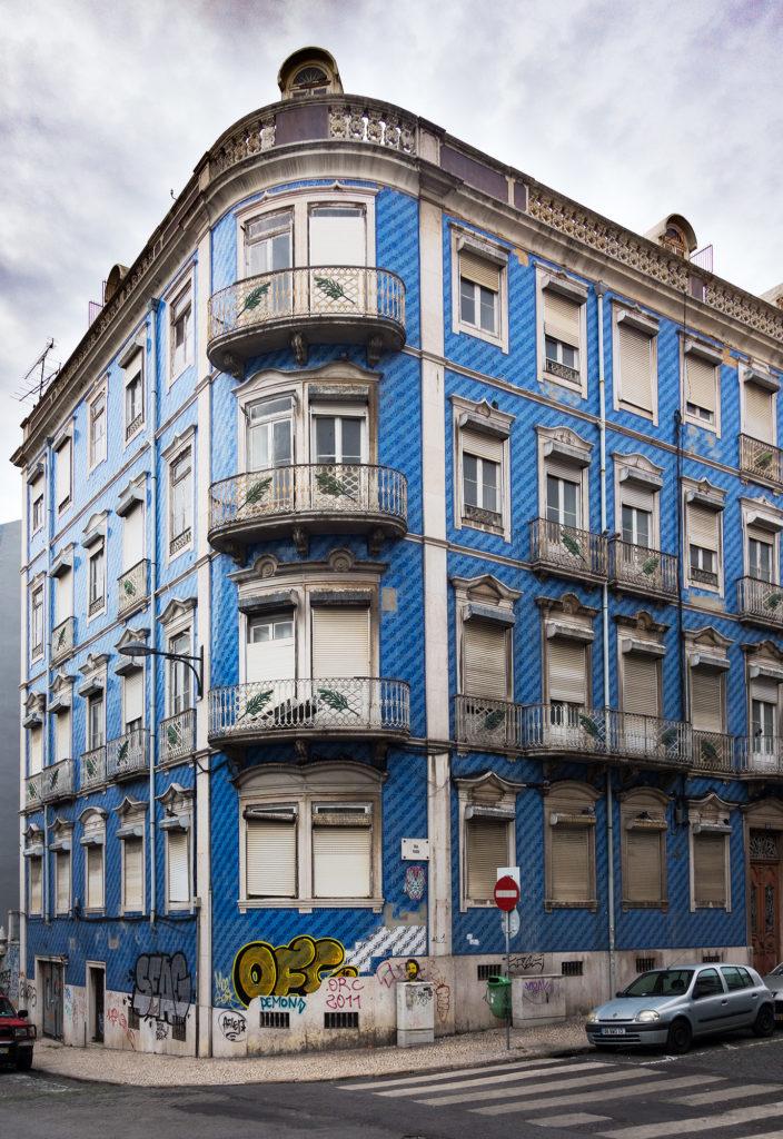 Lissabon - Kachelkunst