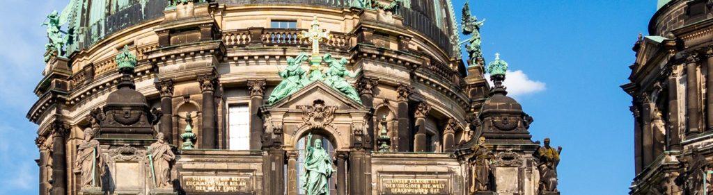 Fotos vom Spaziergang rund um dem Berliner Dom