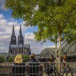 Blick auf dem Kölner Dom
