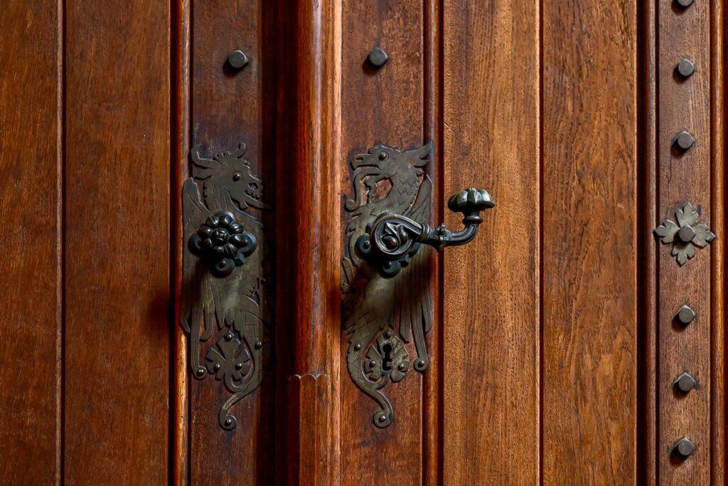 Schweriner Tür